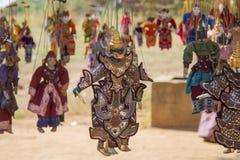 La marioneta Foto de archivo libre de regalías