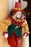 La marioneta imagen de archivo libre de regalías