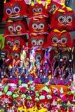 La marioneta tradicional china de la imagen Fotos de archivo libres de regalías