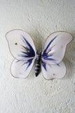La mariposa decorativa imagen de archivo
