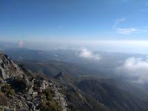 山La Maroma 图库摄影