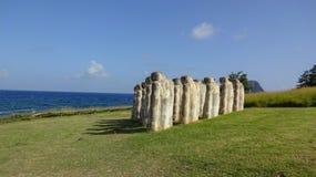 La Martinica è l'isola dei Caraibi piacevole immagine stock