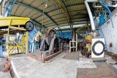 La Martinica - vecchia distilleria del rum in Trois Rivieres fotografia stock libera da diritti