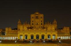 La Martiniere-Jungen-College Lucknow Lizenzfreies Stockfoto