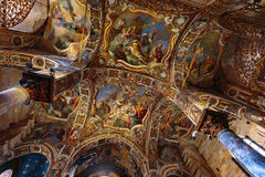 La Martorana Church in Palermo, Italy Stock Photos
