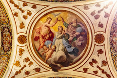 La Martorana Church in Palermo, Italy Royalty Free Stock Photo