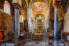 La Martorana Church in Palermo, Italy Royalty Free Stock Photography