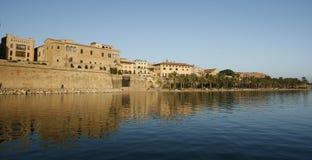 La marzo, Palma de Mallorca, Mallorca, Spagna di Parc de Fotografia Stock