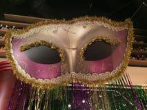 La maschera Fotografia Stock
