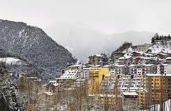 La Massana. Principality of Andorra Stock Photo