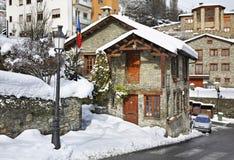 La Massana. Principality of Andorra Stock Photography