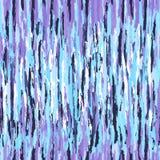 La materia textil brillante inconsútil abstracta alinea el modelo libre illustration