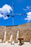 La matrice e le azione rotonde della bandiera della Camera: Fremantle, Australia occidentale Fotografia Stock Libera da Diritti