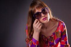 La mayoría de la mujer atractiva Imagen de archivo libre de regalías