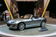 La Mazda MX-5 Fotografia Stock Libera da Diritti