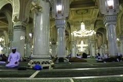 La Meca santa de Kabba Imagen de archivo