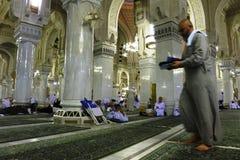 La Meca santa de Kabba Fotos de archivo