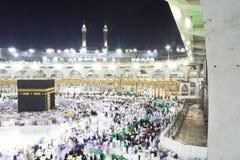 La Meca santa de Kabba Fotografía de archivo libre de regalías