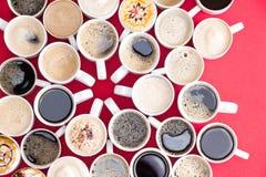 La Mecca del caffè Fotografia Stock Libera da Diritti
