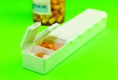 La medicación de la prescripción Fotografía de archivo libre de regalías