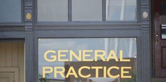 La medicina generale medica dottore Physicians Office immagini stock libere da diritti