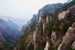 La megalite ad ovest della valle del mare Fotografie Stock