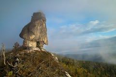 La megalite ha chiamato Shaman Fotografie Stock