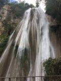 La meilleure cascade du Mexique photo libre de droits