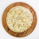 La meilleure nourriture d'Italien de pizza Photo stock