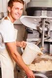 La meilleure pâte pour notre pâtisserie Photos stock