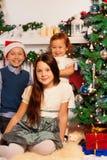 La meilleure période de l'an - Noël Photos stock