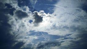 La meilleure photo du ciel naturel Photographie stock libre de droits
