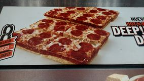 La meilleure pizza images libres de droits