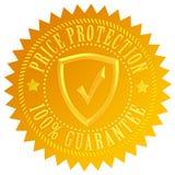 La meilleure protection des prix Image libre de droits