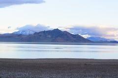 La meilleure vue de lac photographie stock