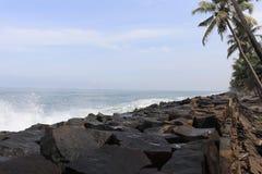 La meilleure vue de mer image libre de droits