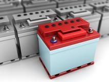 La mejor batería de coche Fotos de archivo