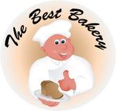 La mejor panadería Foto de archivo libre de regalías