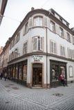 La mejor tienda de Estrasburgo imagenes de archivo