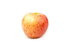 La mela fresca rossa per salute Fotografia Stock