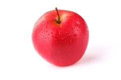 La mela rossa Fotografia Stock