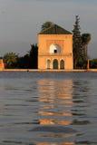 La Menara at sunset Royalty Free Stock Photos