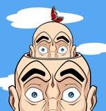 La mente umana Immagine Stock Libera da Diritti