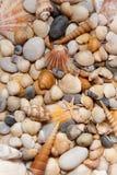 La mer écosse le fond Photographie stock libre de droits