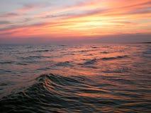 La mer. Image libre de droits