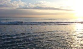 La Mer Fotografie Stock Libere da Diritti