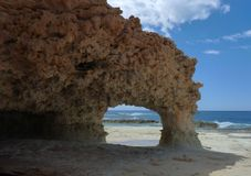 La mer déclenchent cependant Photos libres de droits