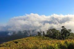 la mer de mistseen du Chi fa de Phu photo stock