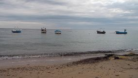 La mer de la Puglia sur l'Ionico côtier banque de vidéos