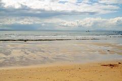 La Mer du Nord Photo libre de droits
